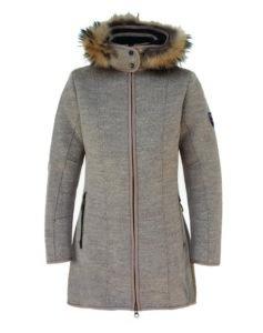 Dale Colorado knitshell feminine jacket, kabát, dámský