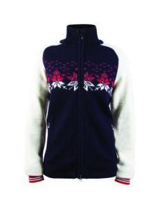 Dale Snetind feminine jacket, svetr, dámský
