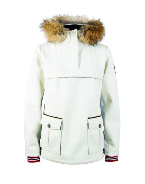 Dale Fjellanorakk knitshell feminine anorak, bunda, dámská