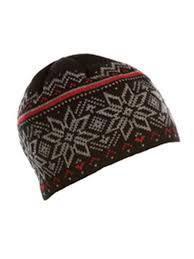 Čepice z pravé norské vlny Dale Holmenkollen