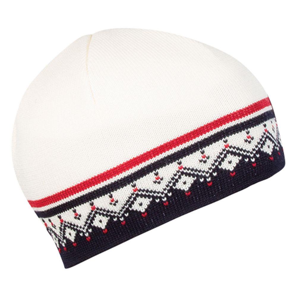 Teplá vlněná sportovně elegantní čepice Dale Lahti/St.Moritz