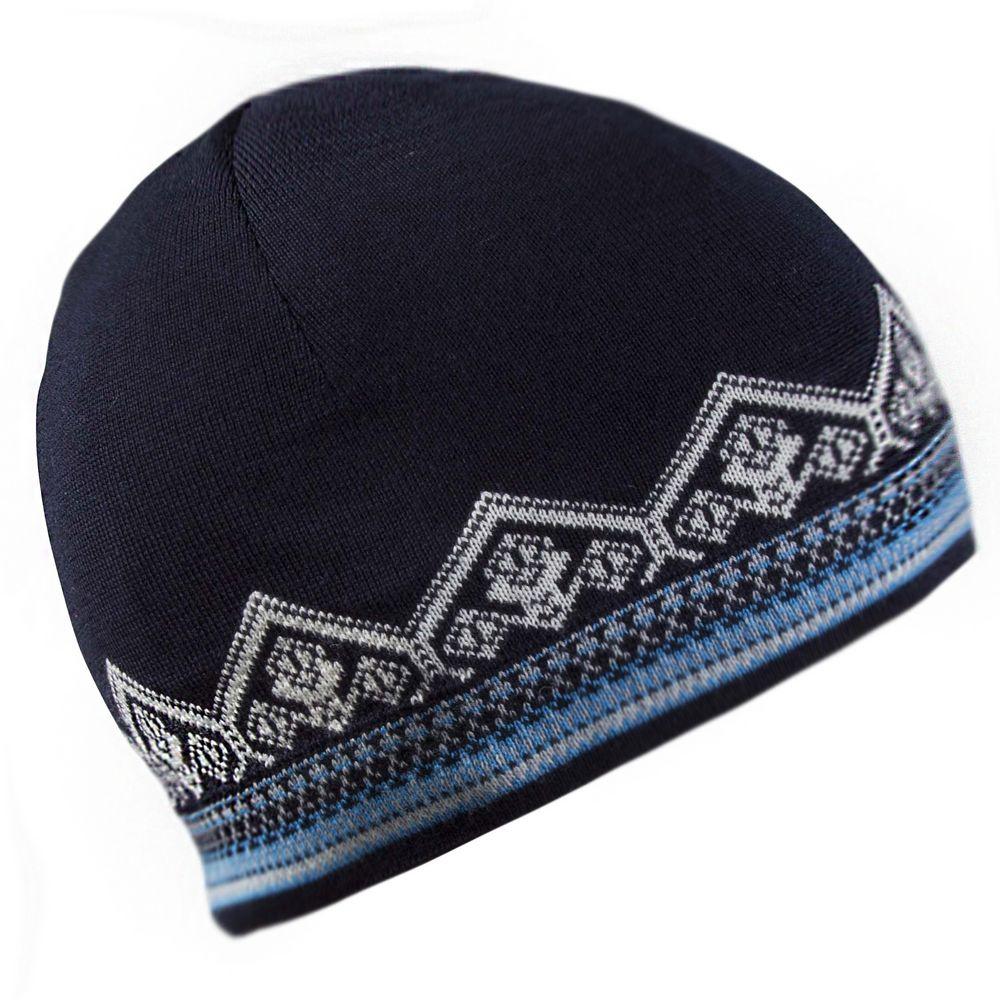 Sportovní čepice z jemné merino vlny Dale Lilehammer