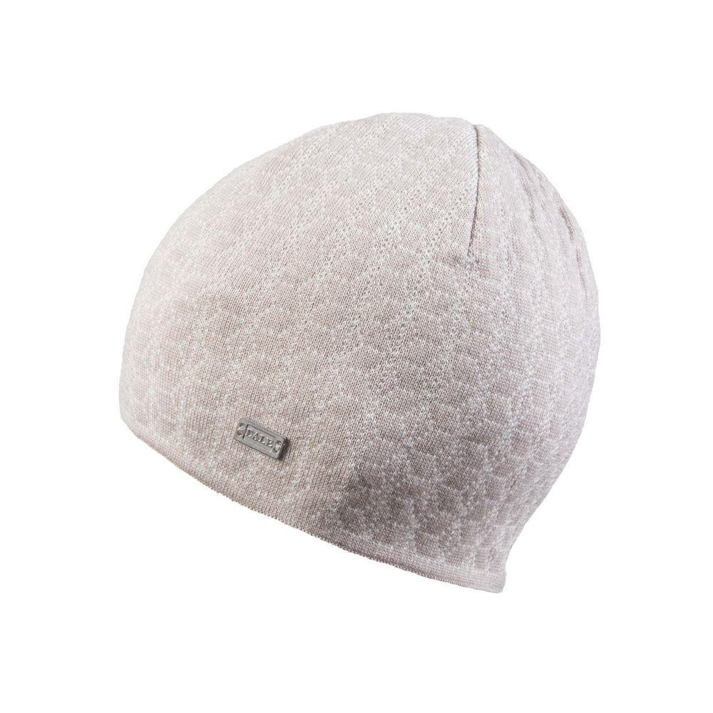 Vlněná čepice z jemné merino vlny