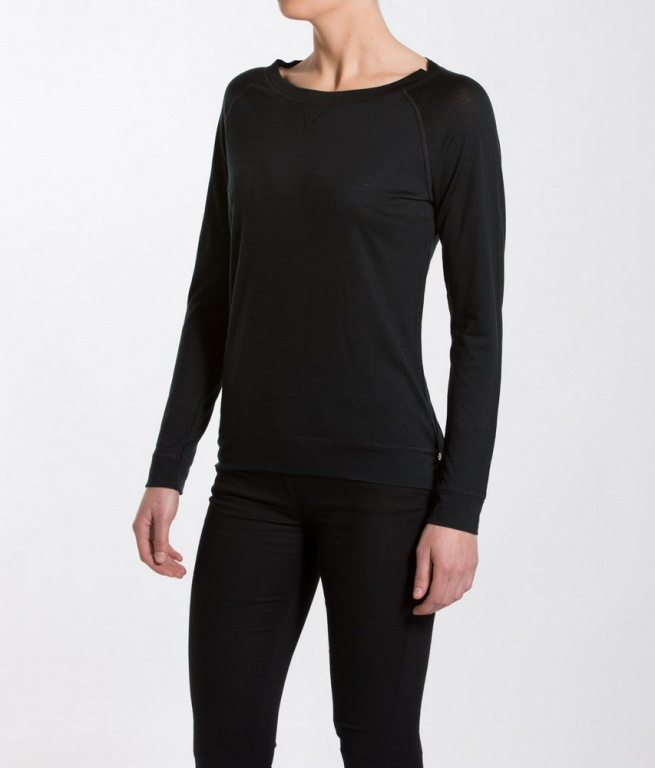 We Norrwegians BaseOne Long Sleeve Top, dámské, triko