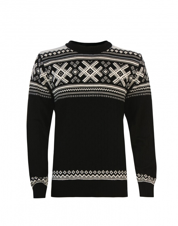 Dale Haukeli, pánský svetr
