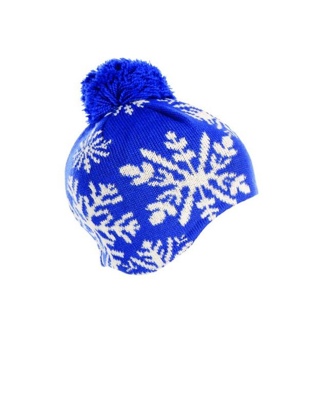 Dale Snowflake, čepice  jemné merino vlny