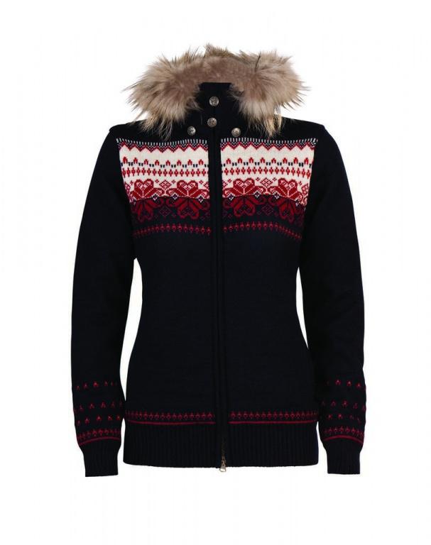Dale Floyen feminine jacket, svetr, dámský