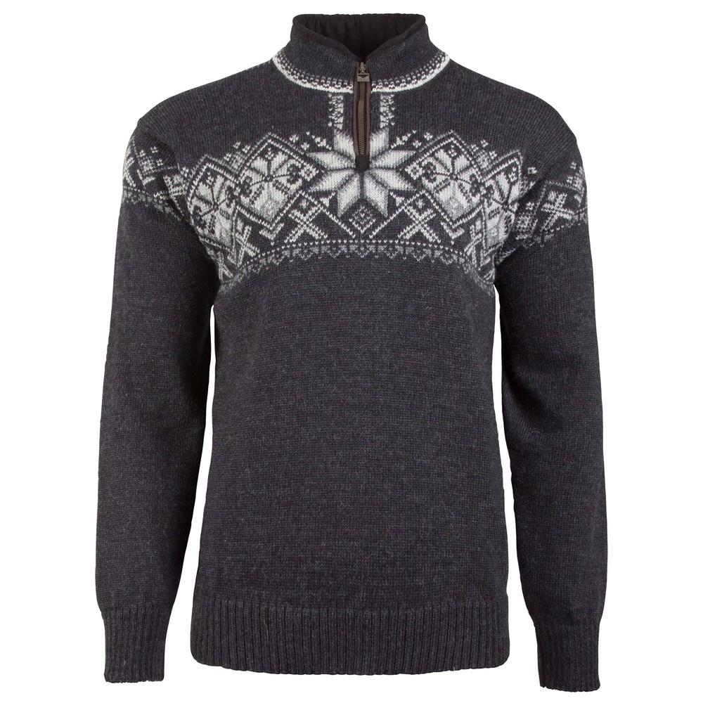 Teplý vlněný svetr